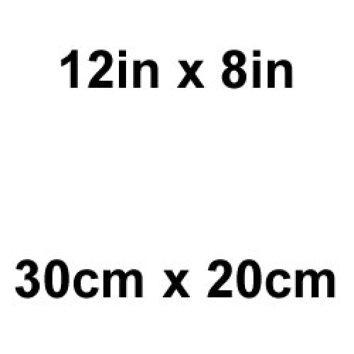 12 Inch +£2.00