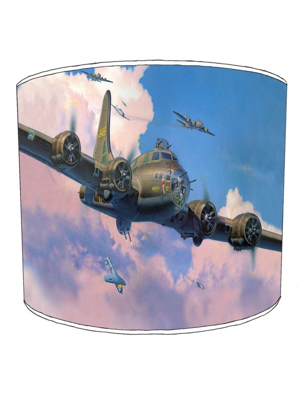b 17 flying fortress lampshade