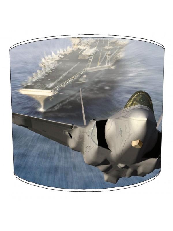 f35 takeoff lampshade