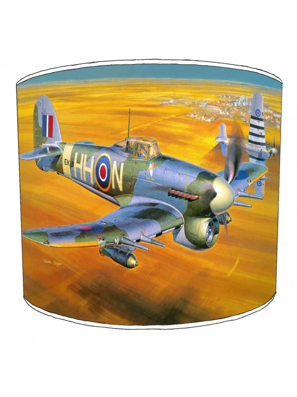 hawker typhoon1 lampshade