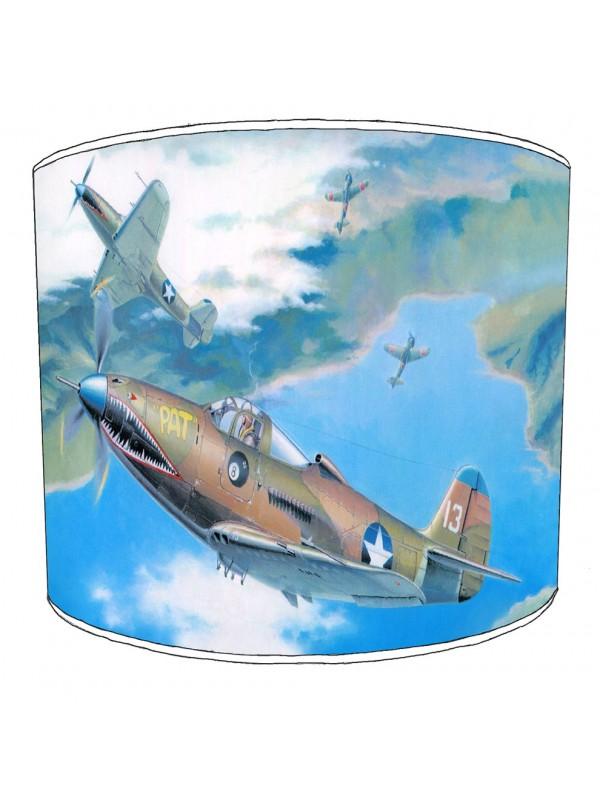 p 39 airacobra lampshade