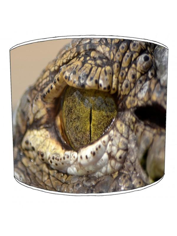 crocodile aligators lampshade 6