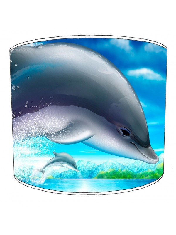 dolphin lampshade 17