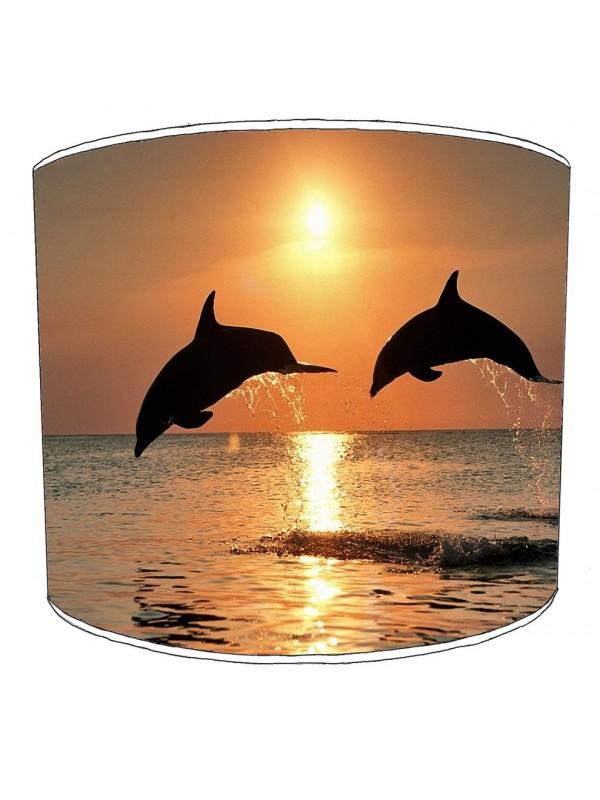 dolphin lampshade 5