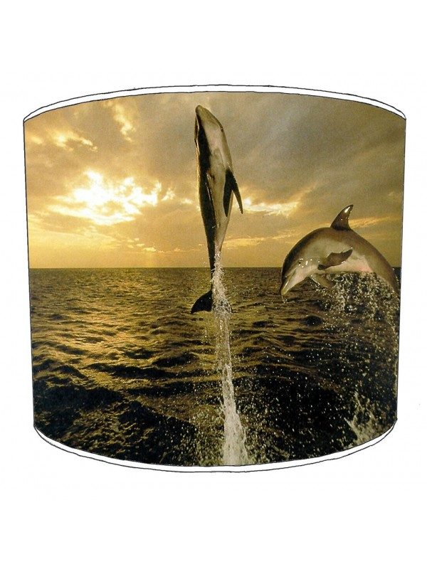 dolphin lampshade 6