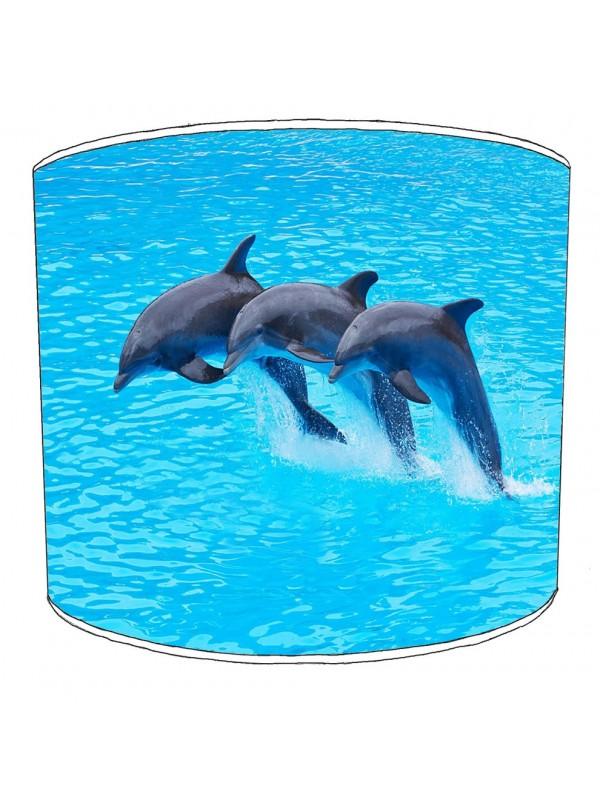 dolphin lampshade 7