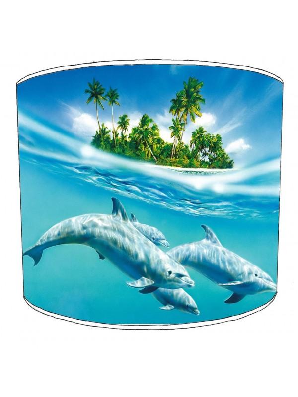 dolphin lampshade 8