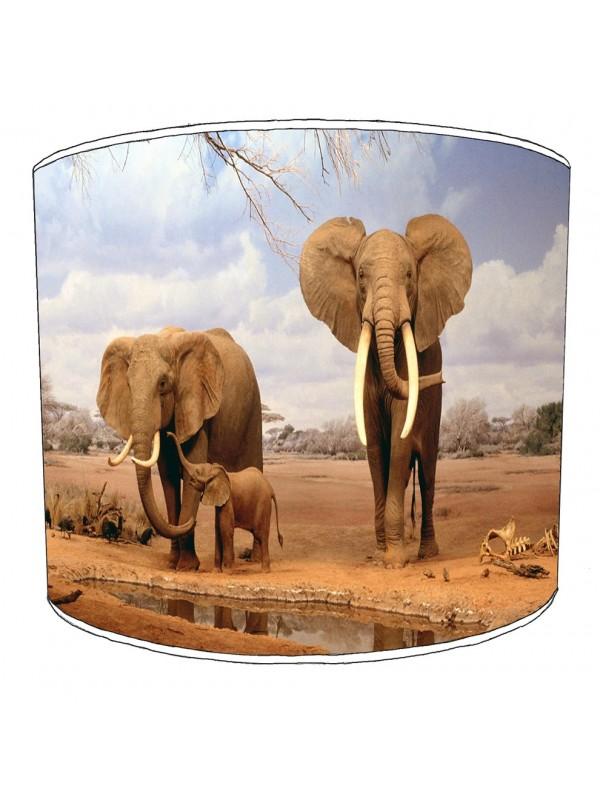 elephant lampshade 12