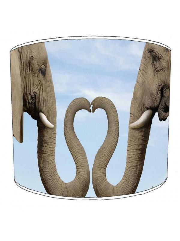 elephant heart lampshade