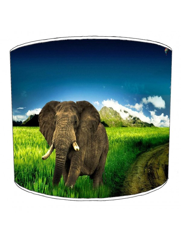 elephant lampshade 2