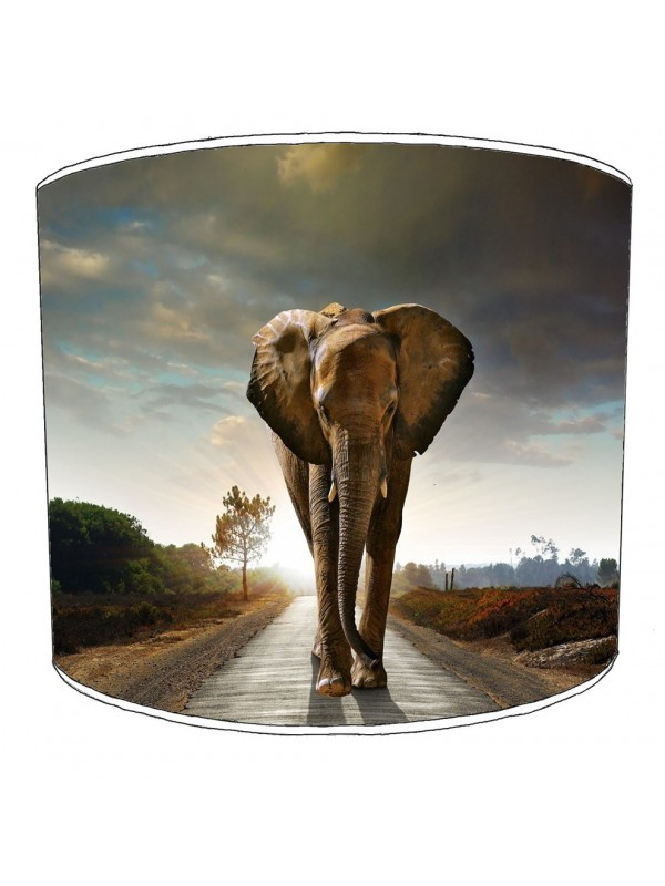 elephant lampshade 9