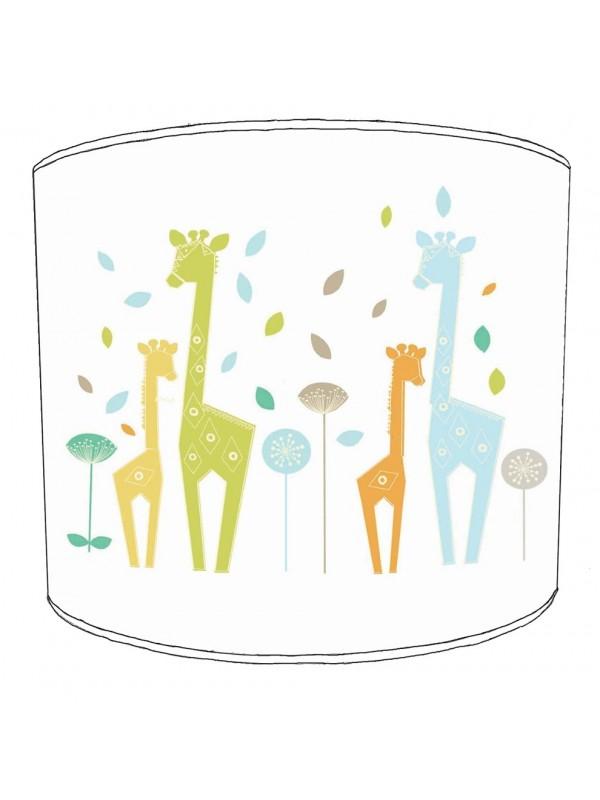 giraffe lampshade 1