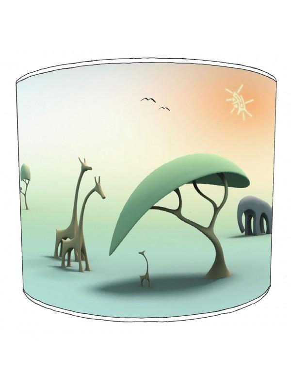 giraffe lampshade 11
