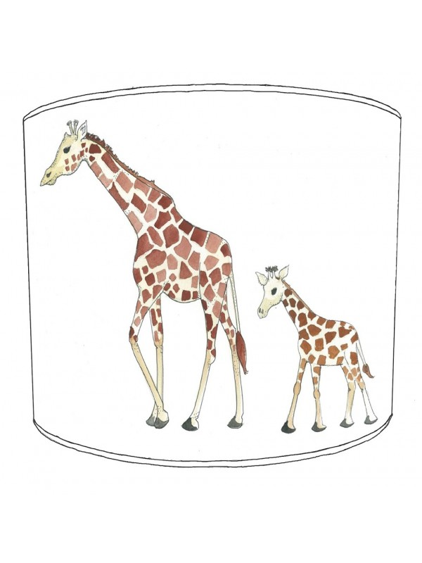 giraffe lampshade 2