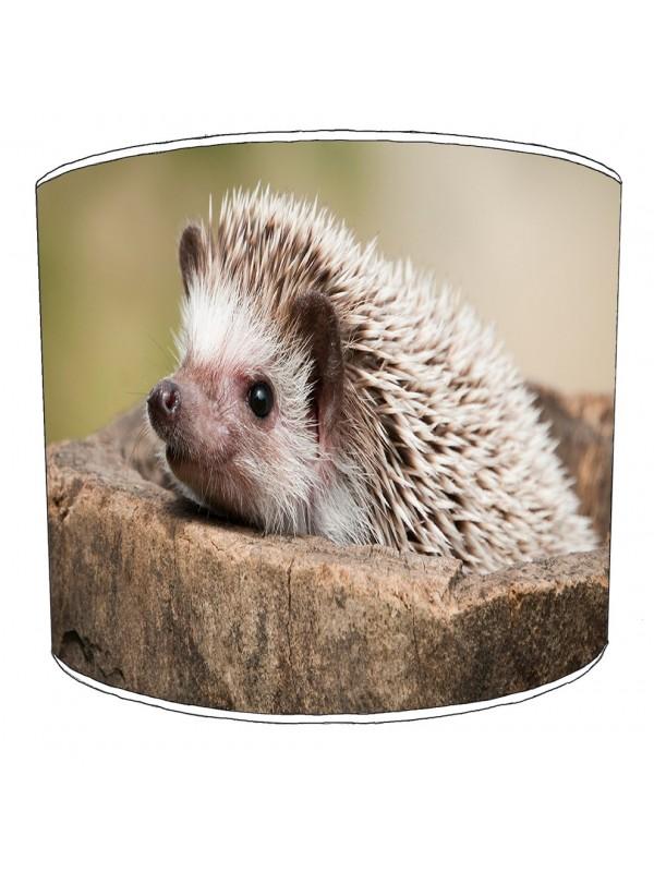 hedgehog lampshade 3