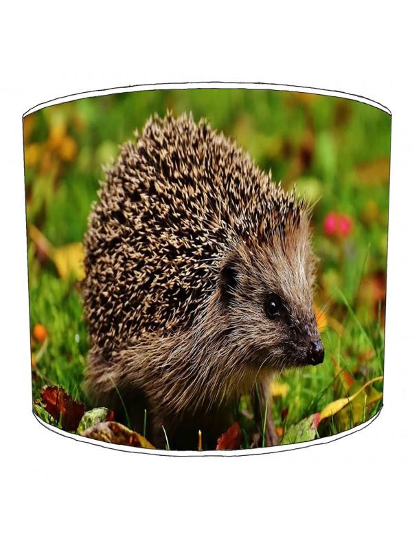 hedgehog lampshade 5