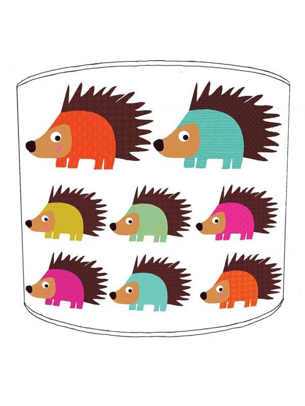 hedgehog lampshade 6