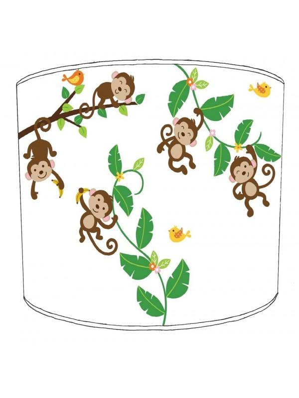 monkey lampshade 4