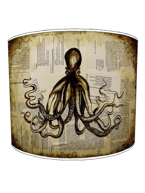 octopus lampshade 10