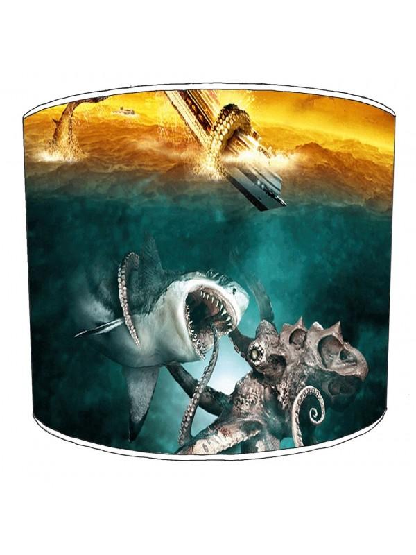 octopus lampshade 6