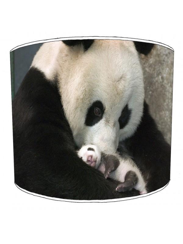 panda lampshade 1
