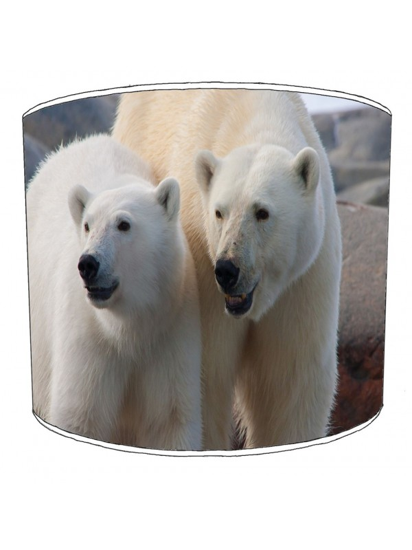 polar bear lampshade 10
