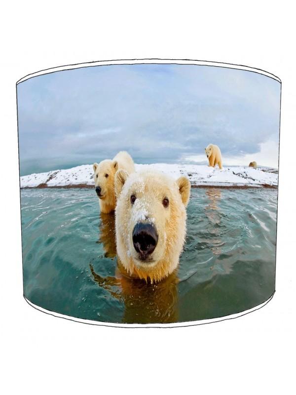 polar bear lampshade 12