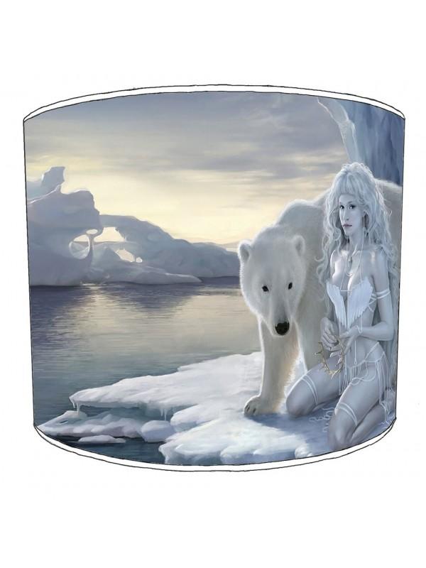 polar bear lampshade 13