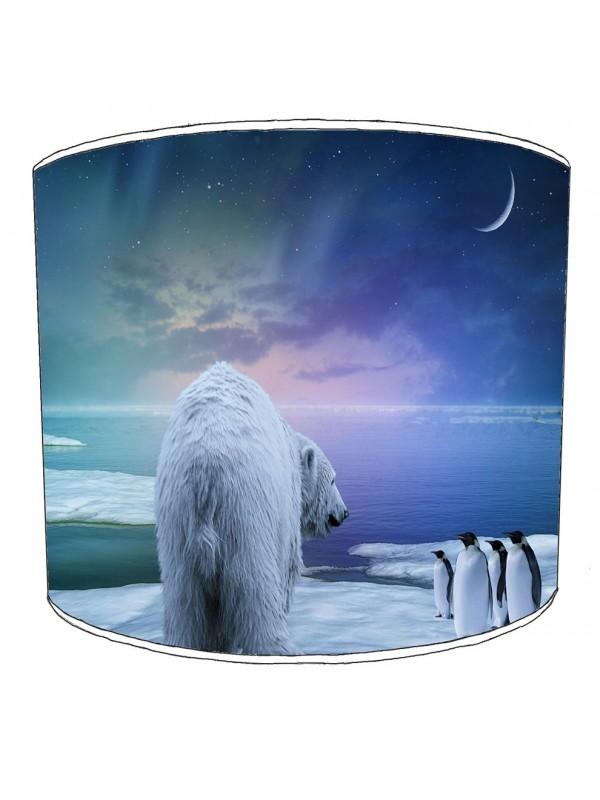 polar bear lampshade 14