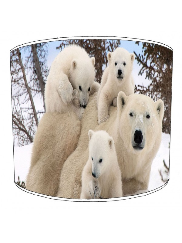 polar bear lampshade 15