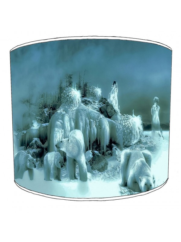 polar bear lampshade 4