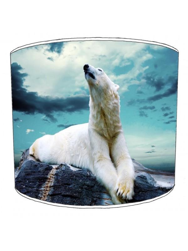 polar bear lampshade 5