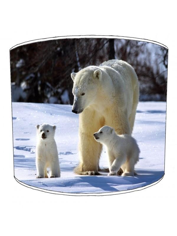 polar bear lampshade 6