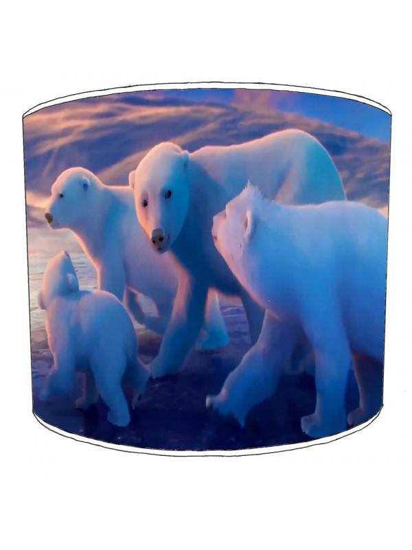 polar bear lampshade 9