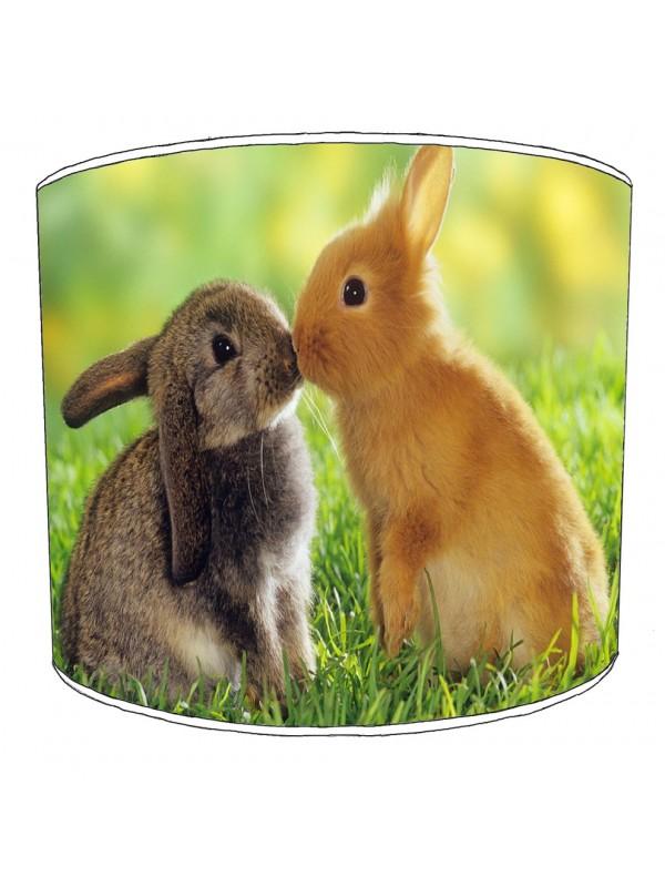 rabbit lampshade 10