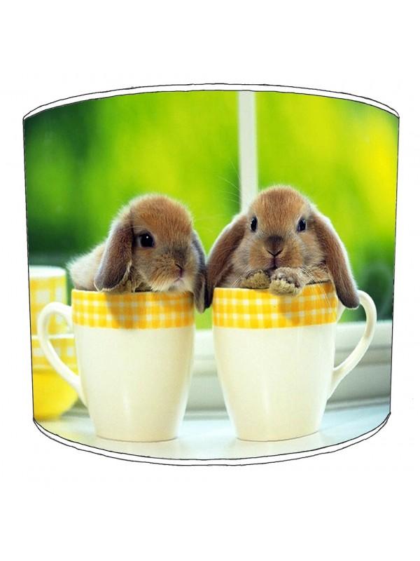 rabbit lampshade 11