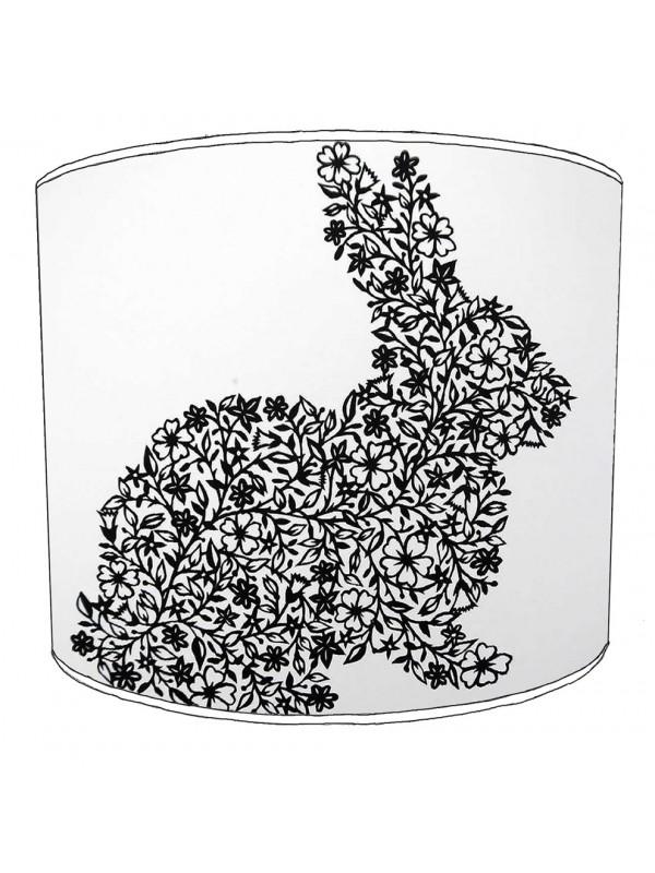 rabbit lampshade 20