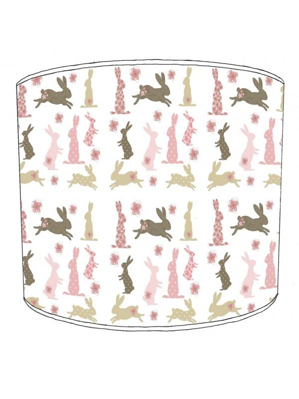 rabbit lampshade 24