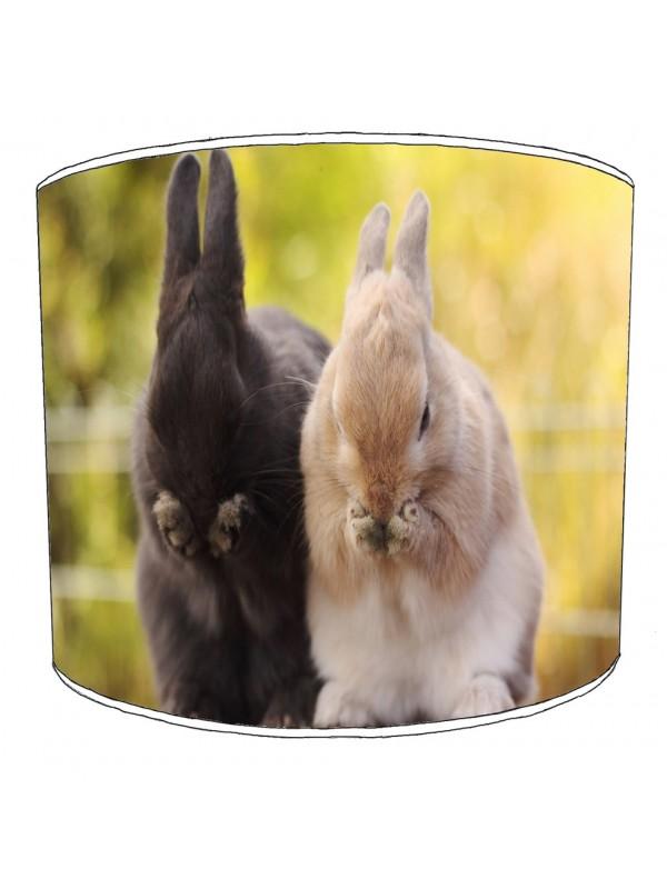 rabbit lampshade 3