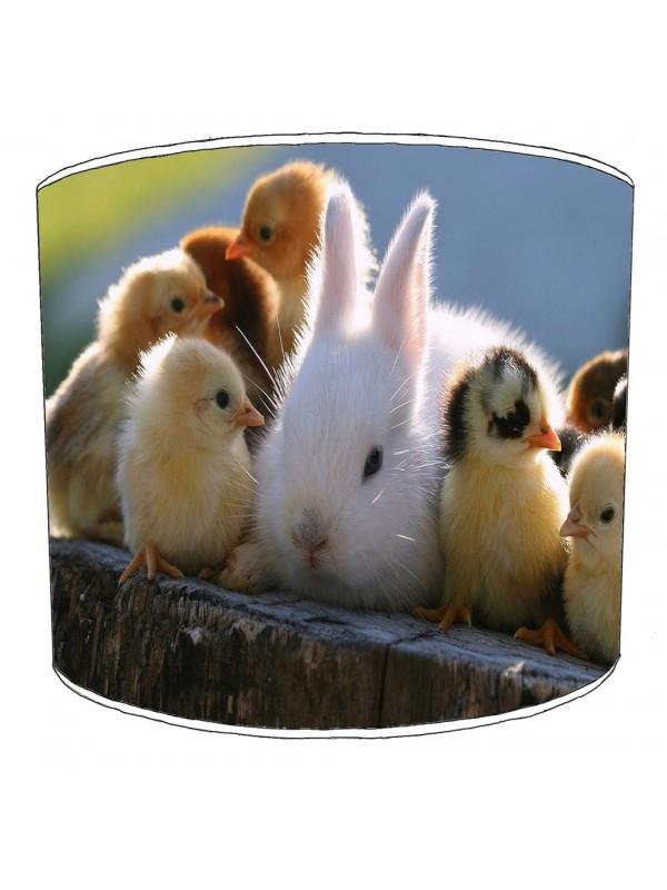 rabbit lampshade 4