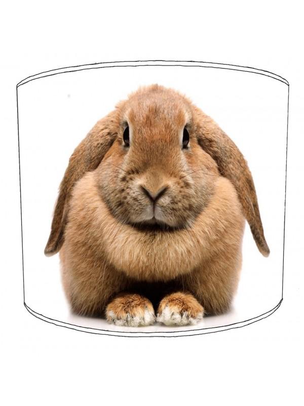 rabbit lampshade 5