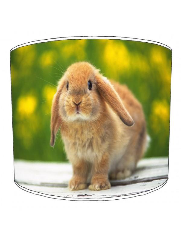 rabbit lampshade 8