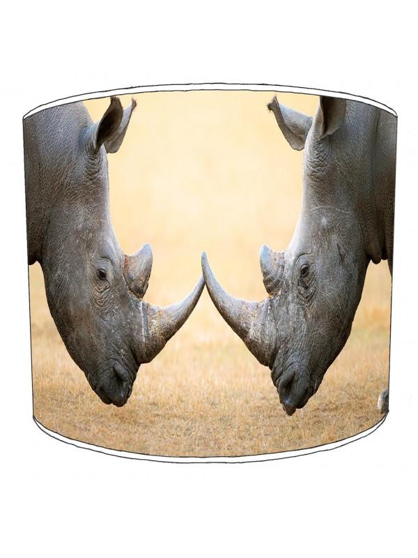 rhino childrens lampshade 5