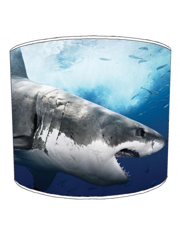 sharks lampshade 1