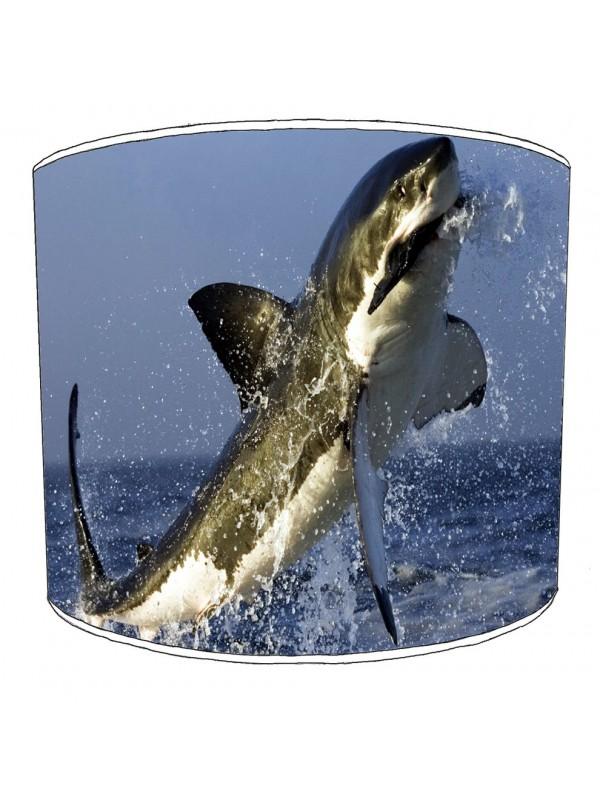 sharks lampshade 10