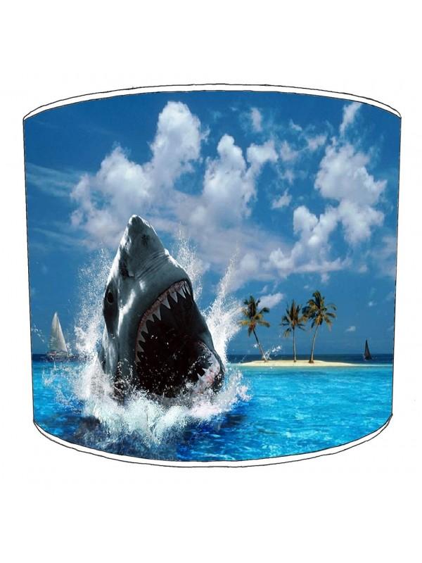 sharks lampshade 13