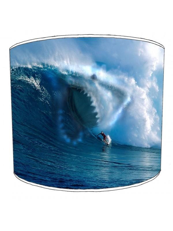 sharks lampshade 21