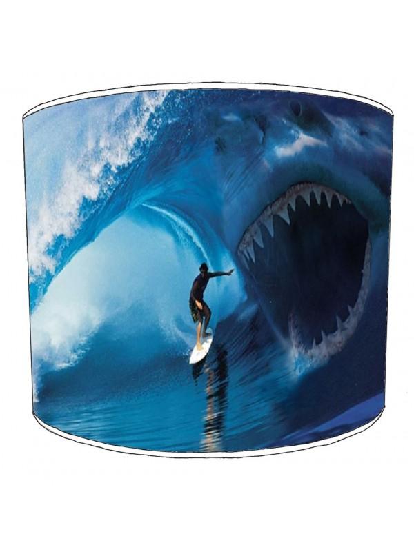 sharks lampshade 8