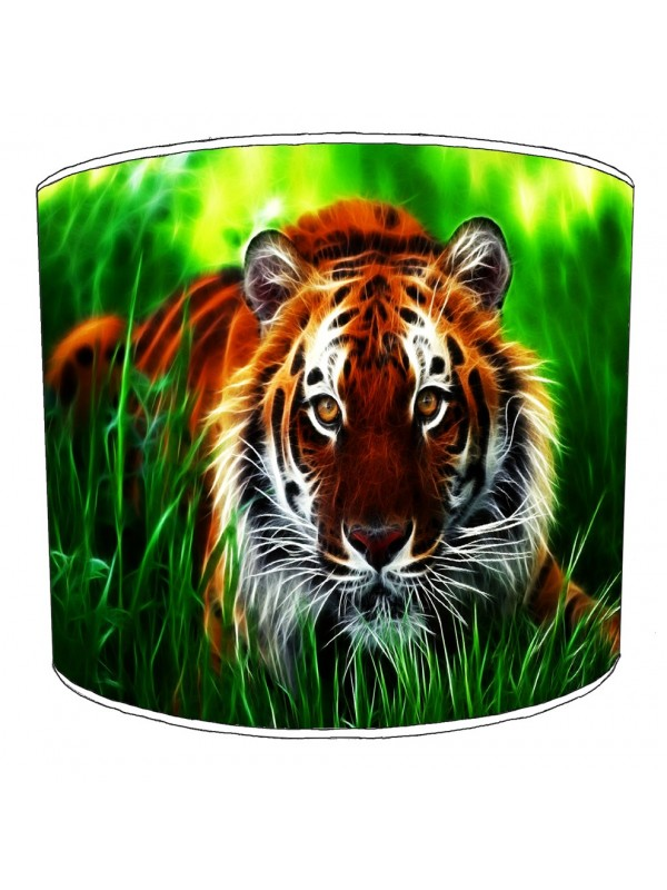 cool tiger lampshade