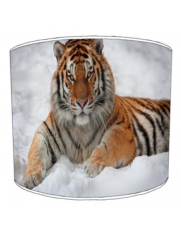 tiger lampshade 3